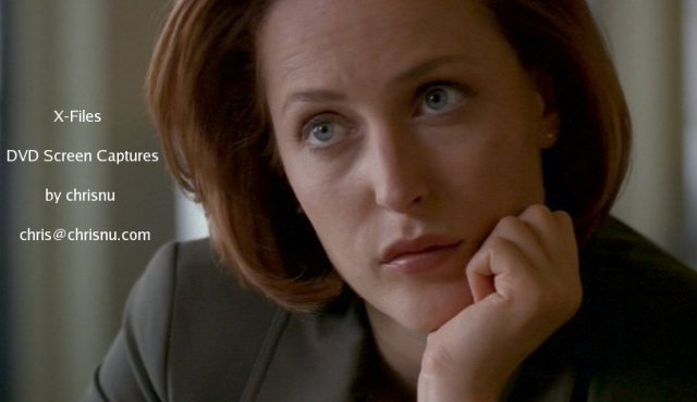 X-Files DVD Screen Captures - by chrisnu