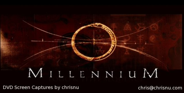 Millennium DVD Screen Captures - by chrisnu